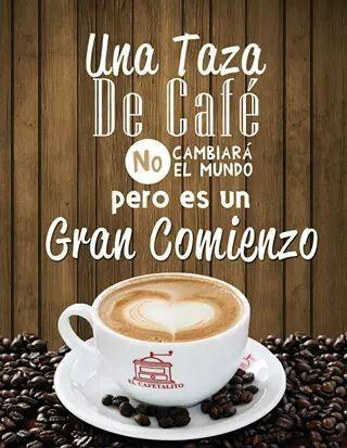 Frases celebres de café