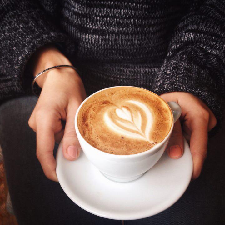 Café capuchino casero
